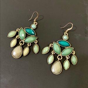 INC earrings